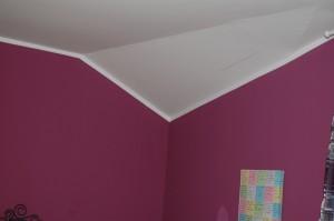 En detalje af loftet