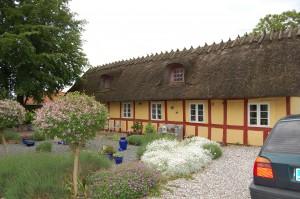 Et lækkert hus